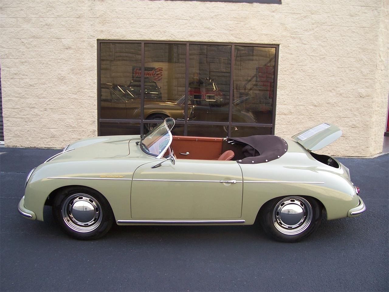 Large Picture of 1957 Porsche 356 located in Georgia - $29,900.00 - MKVW
