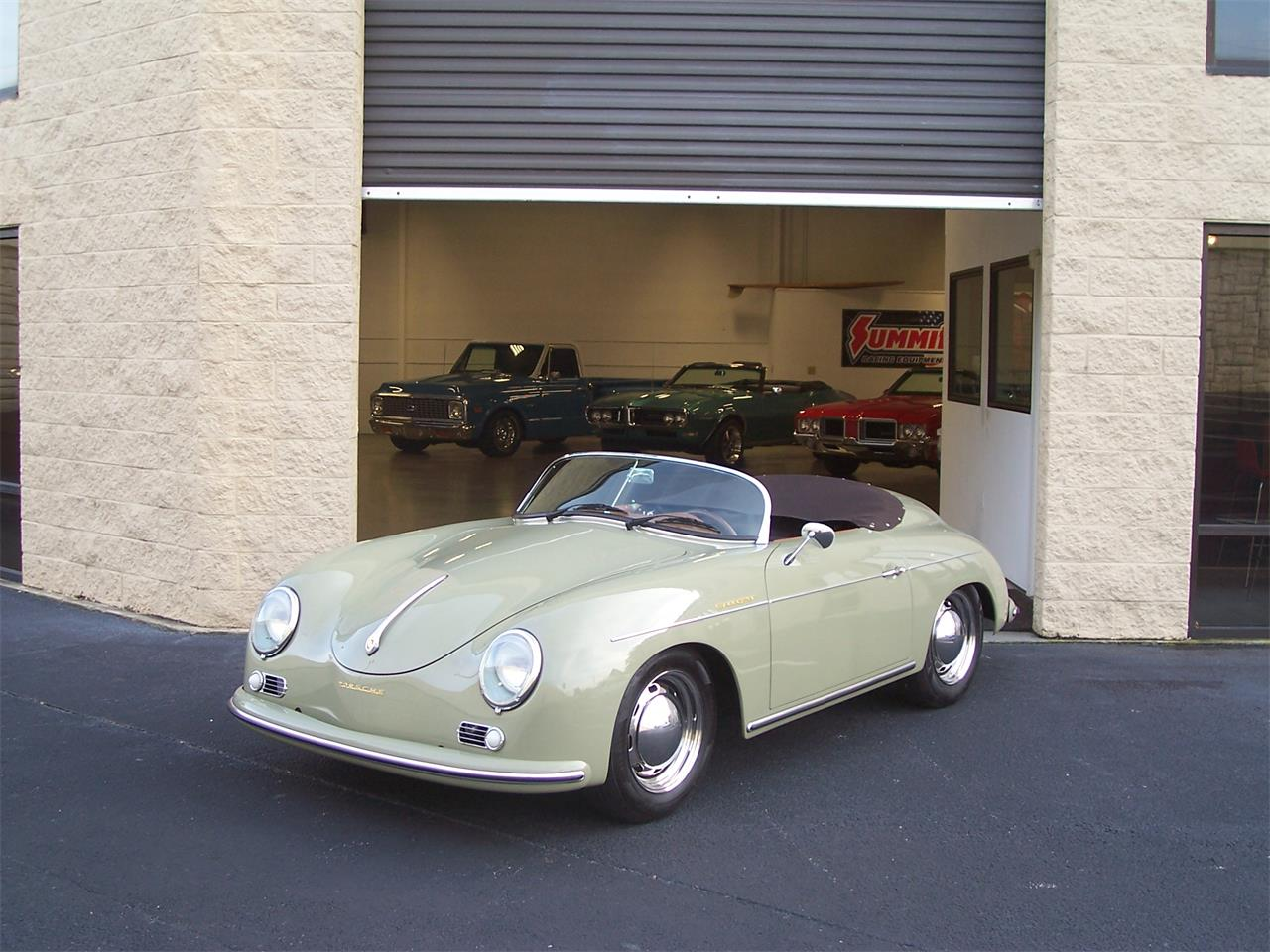 Large Picture of Classic 1957 356 - $29,900.00 - MKVW