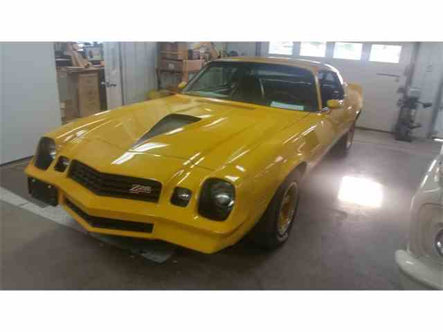 Picture of 1978 Chevrolet Camaro located in Iowa Offered by Cruz'n Motors - MKW0