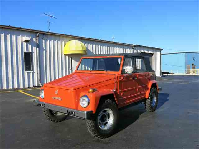Classic volkswagen thing for sale on classiccars 1973 volkswagen thing altavistaventures Choice Image