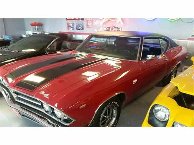 Picture of '69 Chevrolet Chevelle Auction Vehicle - MKW8