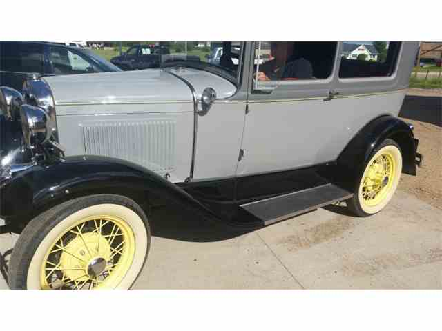 Picture of '30 Model A located in Iowa Auction Vehicle Offered by Cruz'n Motors - MKWD