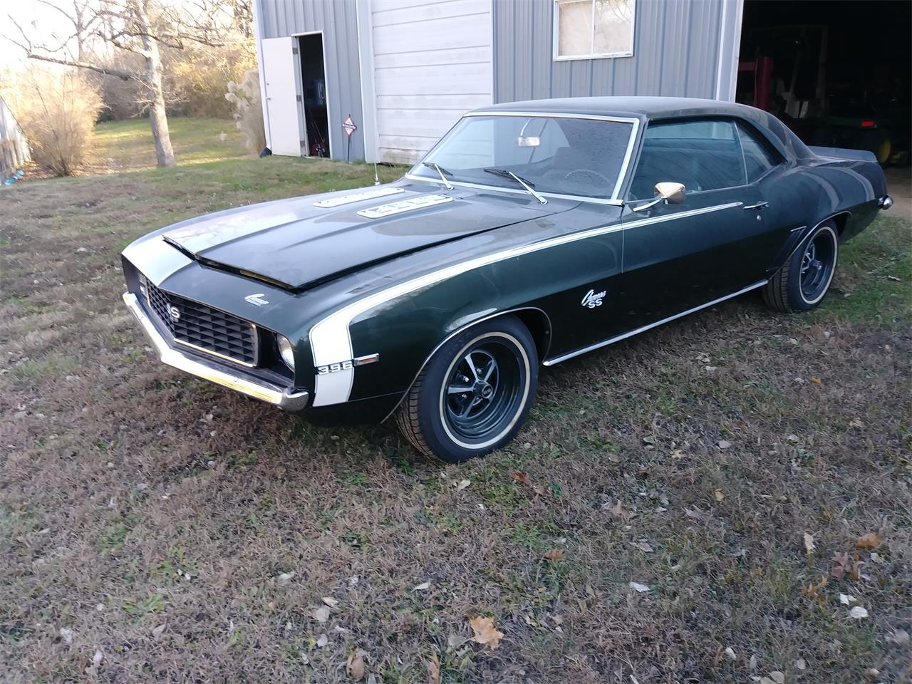 Large Picture of 1969 Chevrolet Camaro RS/SS - MKWO