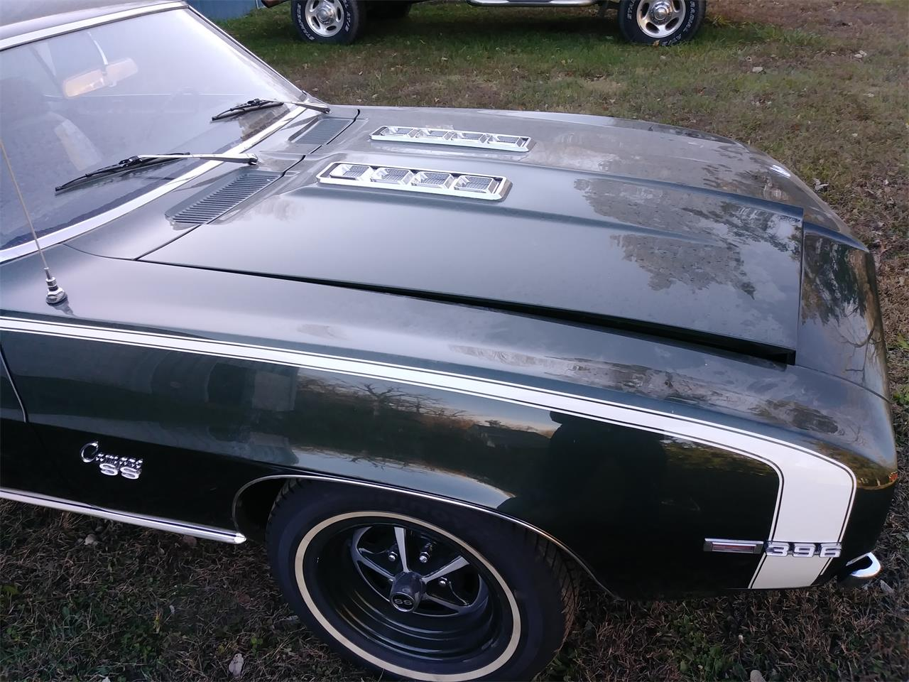Large Picture of 1969 Chevrolet Camaro RS/SS Offered by HZ Smith Motors - MKWO