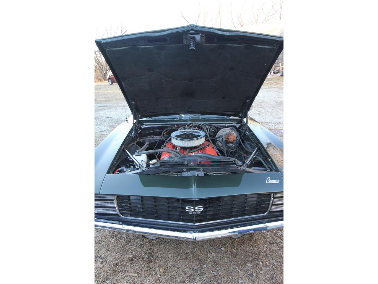 Large Picture of Classic 1969 Camaro RS/SS located in LAWRENCE Kansas Offered by HZ Smith Motors - MKWO