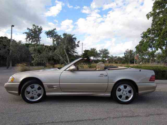 Picture of '02 SL500 - $14,900.00 Offered by Autosport Group - MKWT