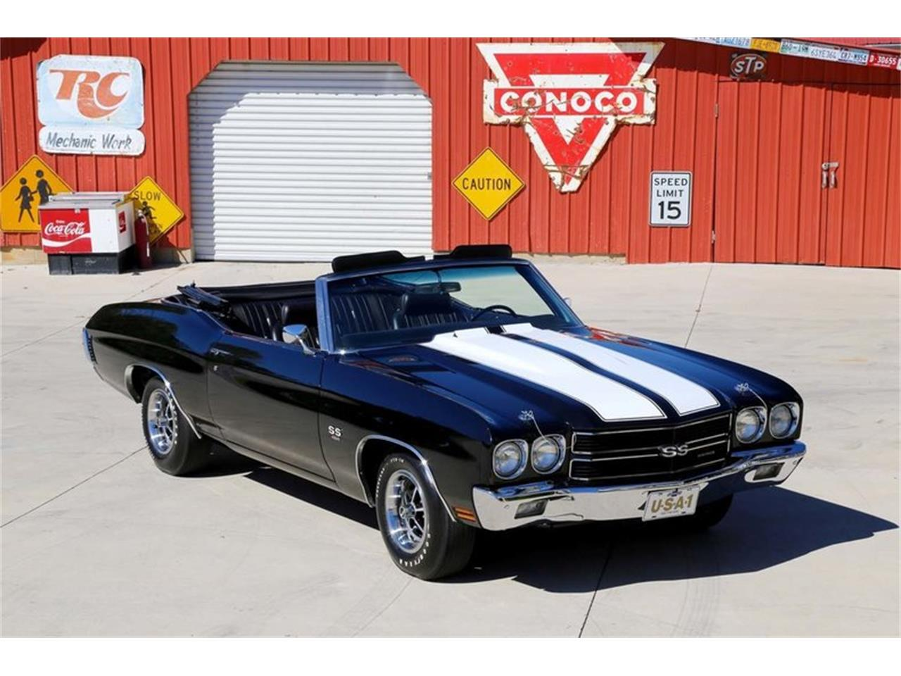 Large Picture of '70 Chevelle SS - MKWV