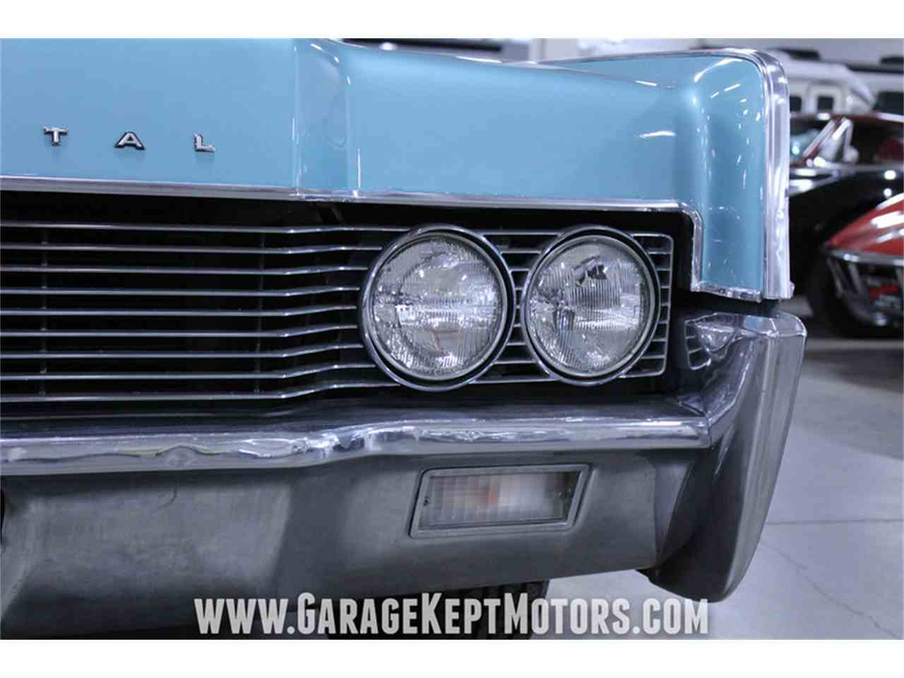 Large Picture of '66 Continental 4-Door Convertible - MKX0