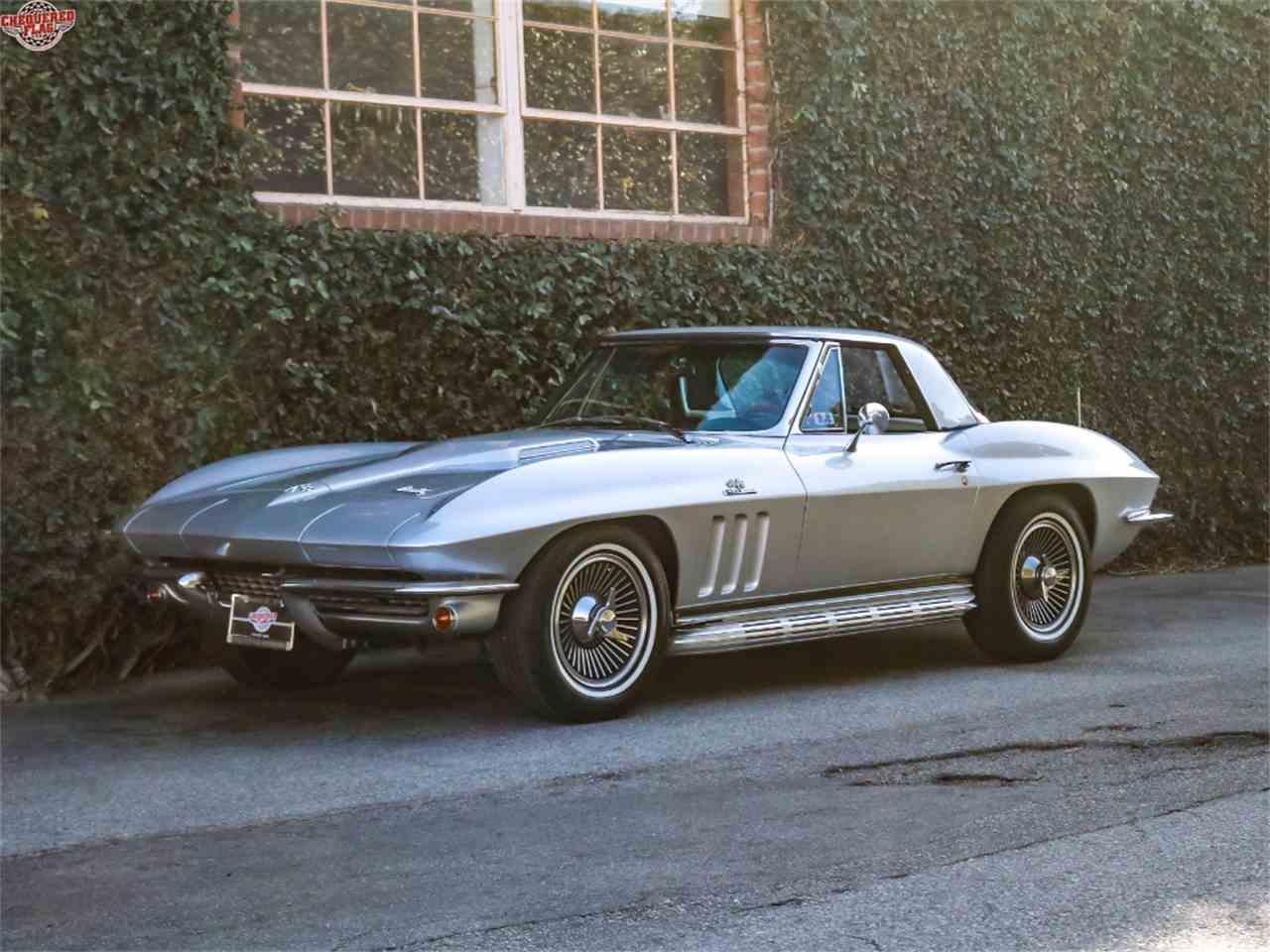 1966 Chevrolet Corvette for Sale | ClassicCars.com | CC-1053541