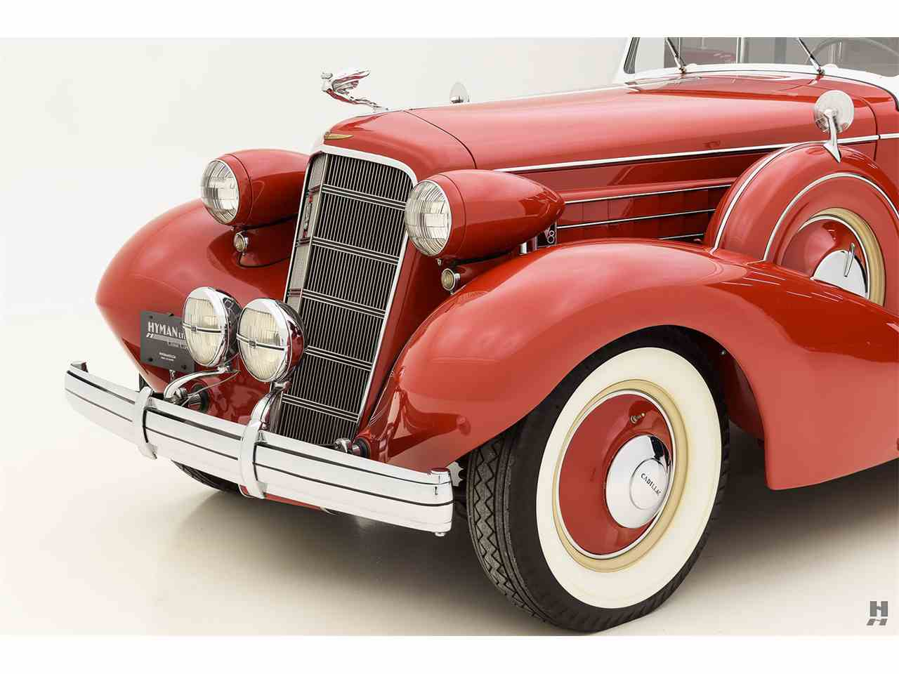 1935 Cadillac 355 for Sale | ClassicCars.com | CC-1053546