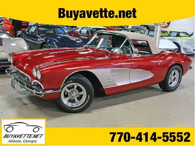 Picture of '61 Corvette - MKXC