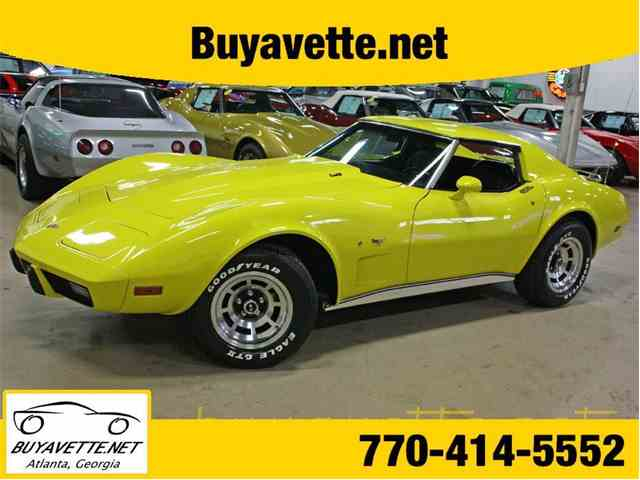 Picture of '77 Chevrolet Corvette Offered by Buyavette - MKXD