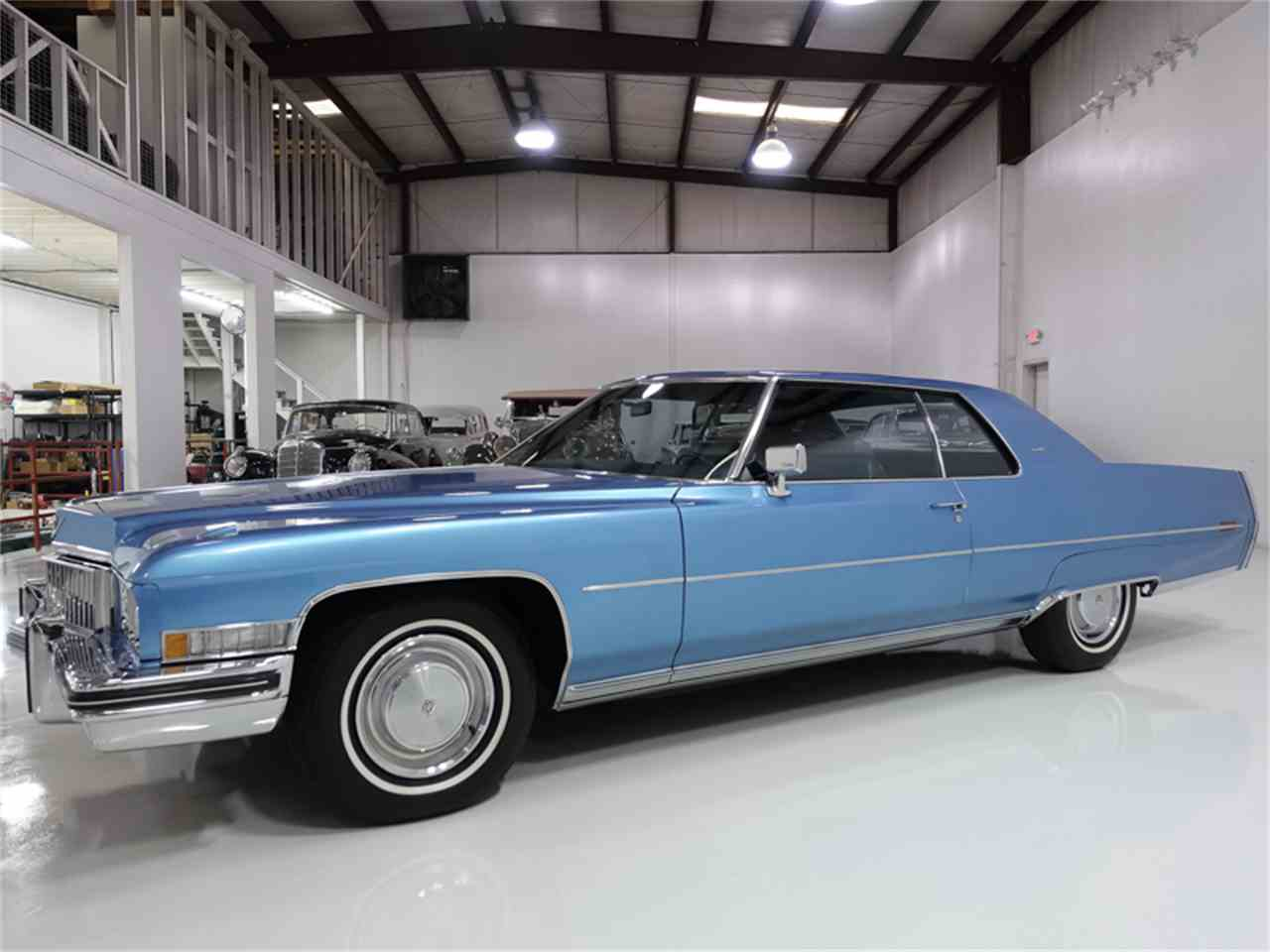 1973 Cadillac Coupe Deville For Sale Classiccars Com