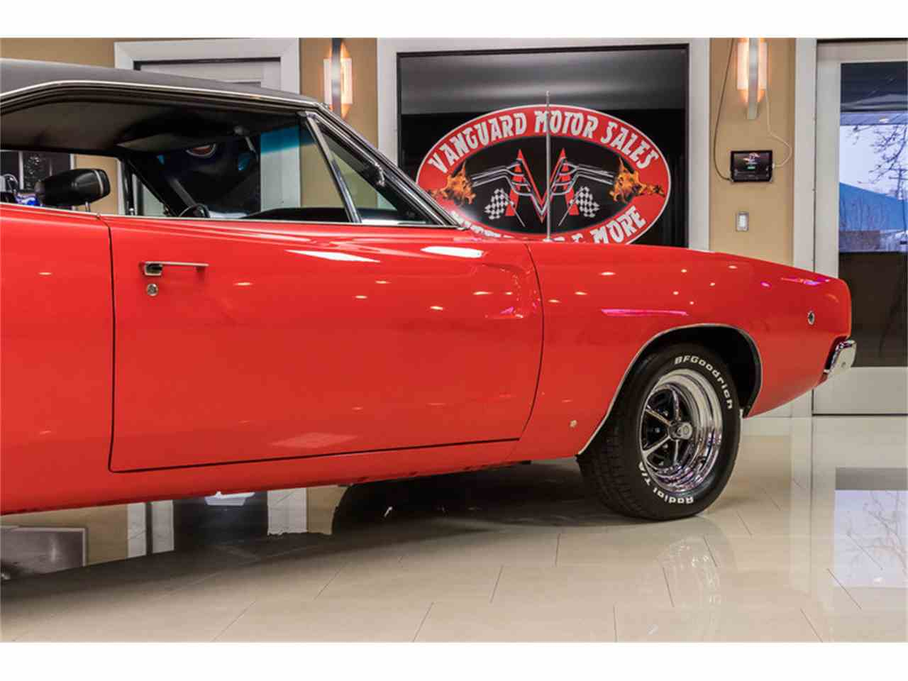 1968 dodge charger for sale cc 1050364 for Vanguard motors plymouth michigan
