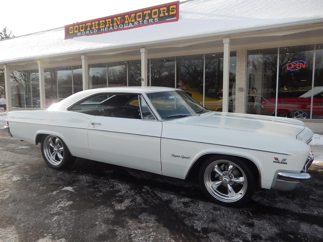 1966 Chevrolet Impala Ss For Sale Cc 1053641 Super Sport Large Picture Of 66 Mkzt