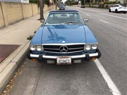 Picture of 1983 Mercedes-Benz 380SL located in Newport Beach California Offered by a Private Seller - ML0E