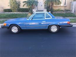 Picture of 1983 380SL located in Newport Beach California - $14,000.00 Offered by a Private Seller - ML0E