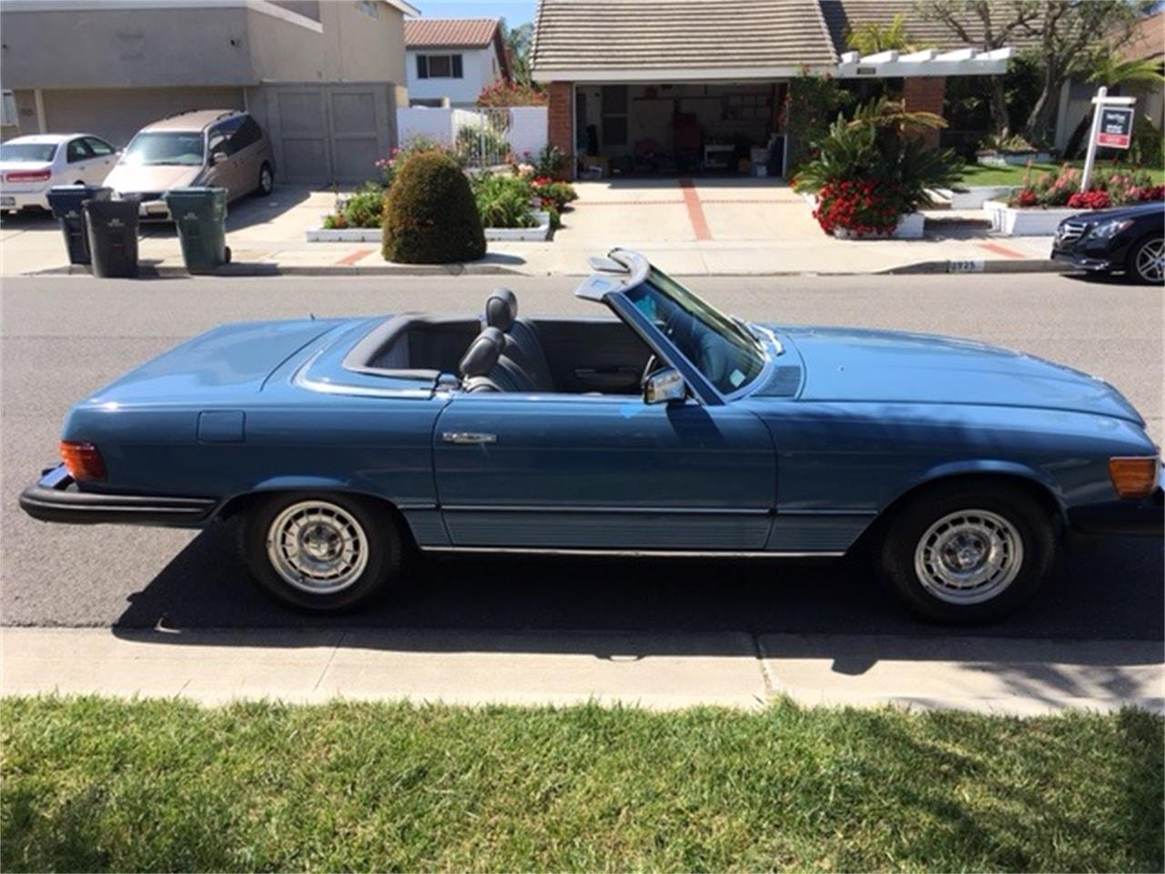 Large Picture of '83 Mercedes-Benz 380SL - $14,000.00 - ML0E