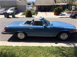 Picture of '83 Mercedes-Benz 380SL located in Newport Beach California Offered by a Private Seller - ML0E