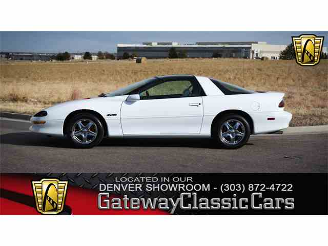 Picture of 1997 Camaro located in Illinois Offered by  - ML1Q