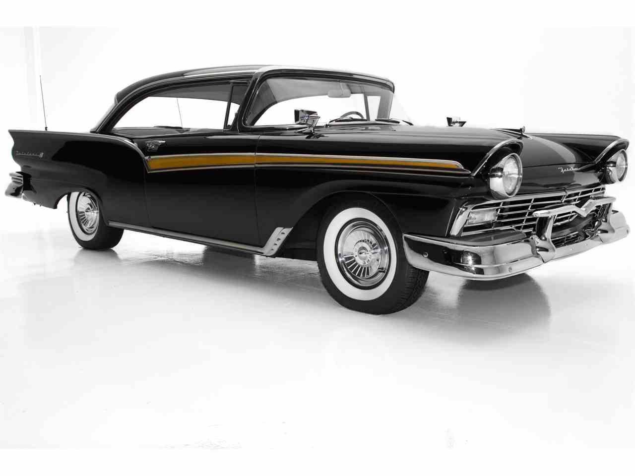 1957 ford fairlane 500 for sale cc 1050376. Black Bedroom Furniture Sets. Home Design Ideas