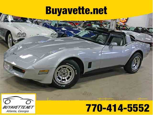 Picture of '81 Corvette - MIH5