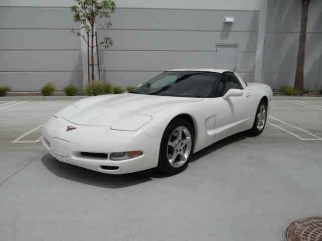 Picture of '01 Corvette - ML44