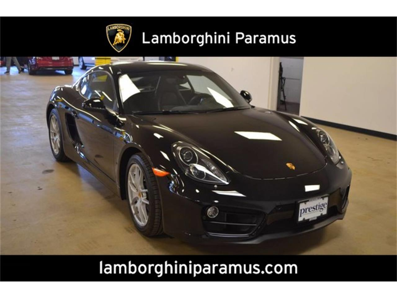 For Sale 2016 Porsche Cayman In Paramus New Jersey
