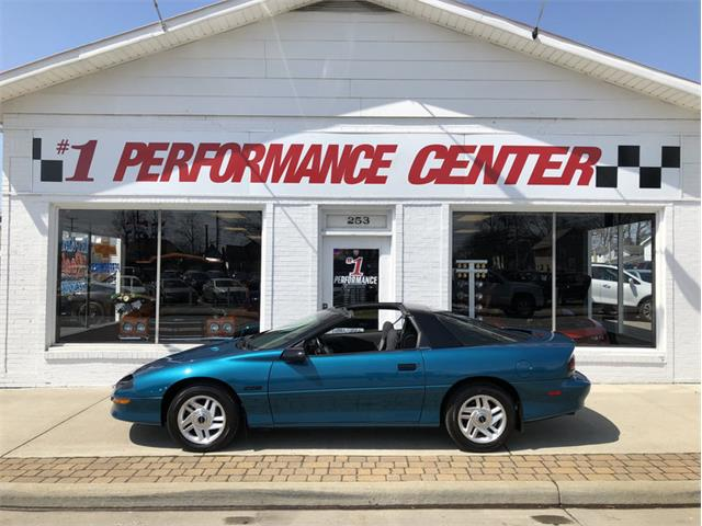 1995 Chevrolet Camaro For Sale On Classiccars Com