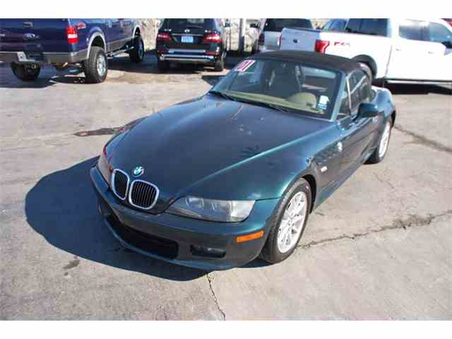 Picture of 2001 BMW Z3 located in Olathe Kansas Offered by All American Auto Mart Inc - ML5S