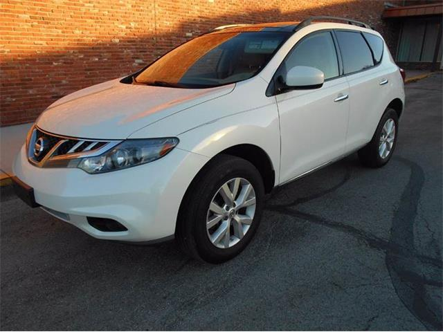 Picture of 2014 Murano Offered by  - ML67