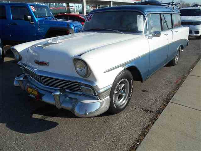 Picture of Classic 1956 Chevrolet 210 - $14,980.00 - ML6I
