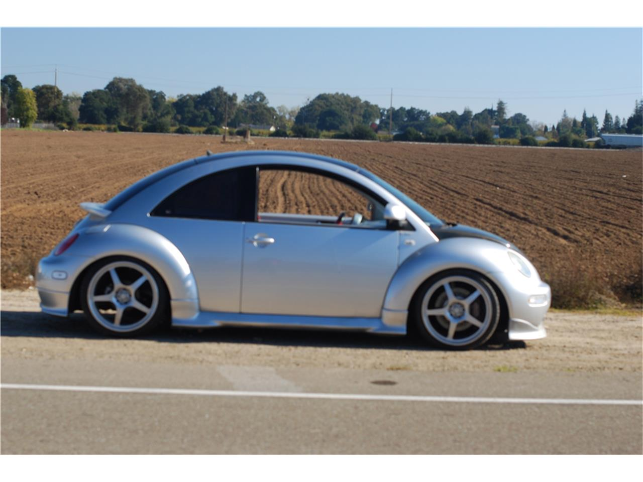 Large Picture Of 1999 Volkswagen Beetle Located In Scottsdale Arizona Offered By Barrett Jackson Auctions