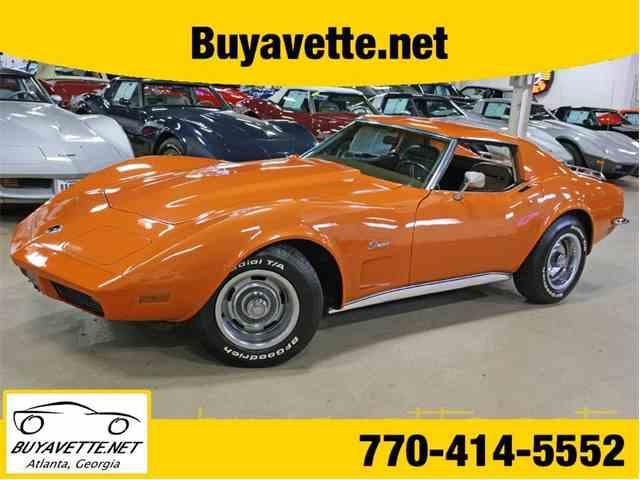 Picture of '73 Corvette - MIHN