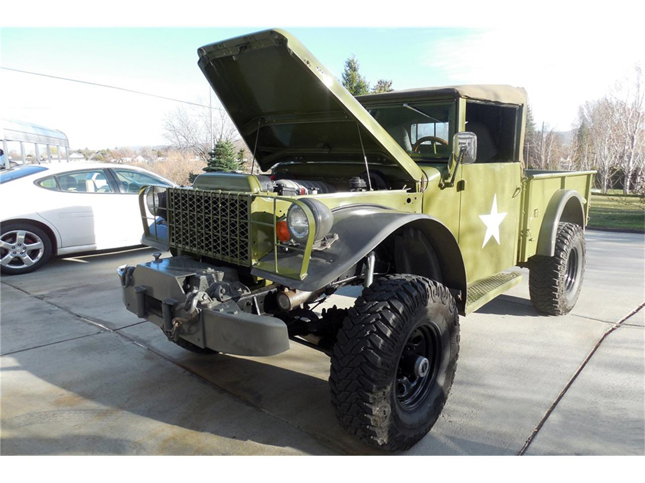 1953 Dodge M37 for Sale | ClassicCars com | CC-1054049
