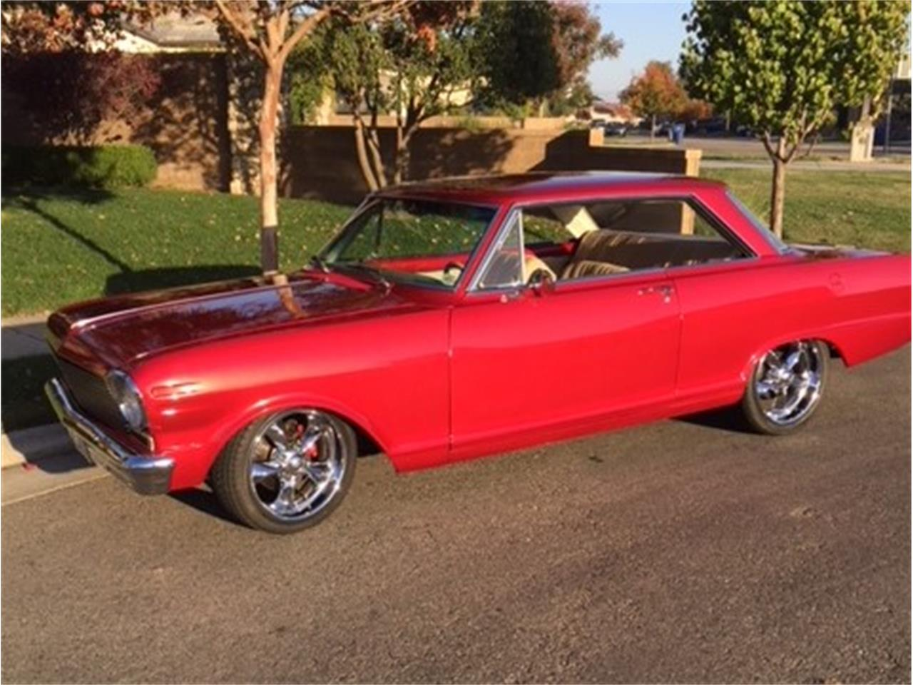 Large Picture of '64 Chevy II Nova SS - MLBW