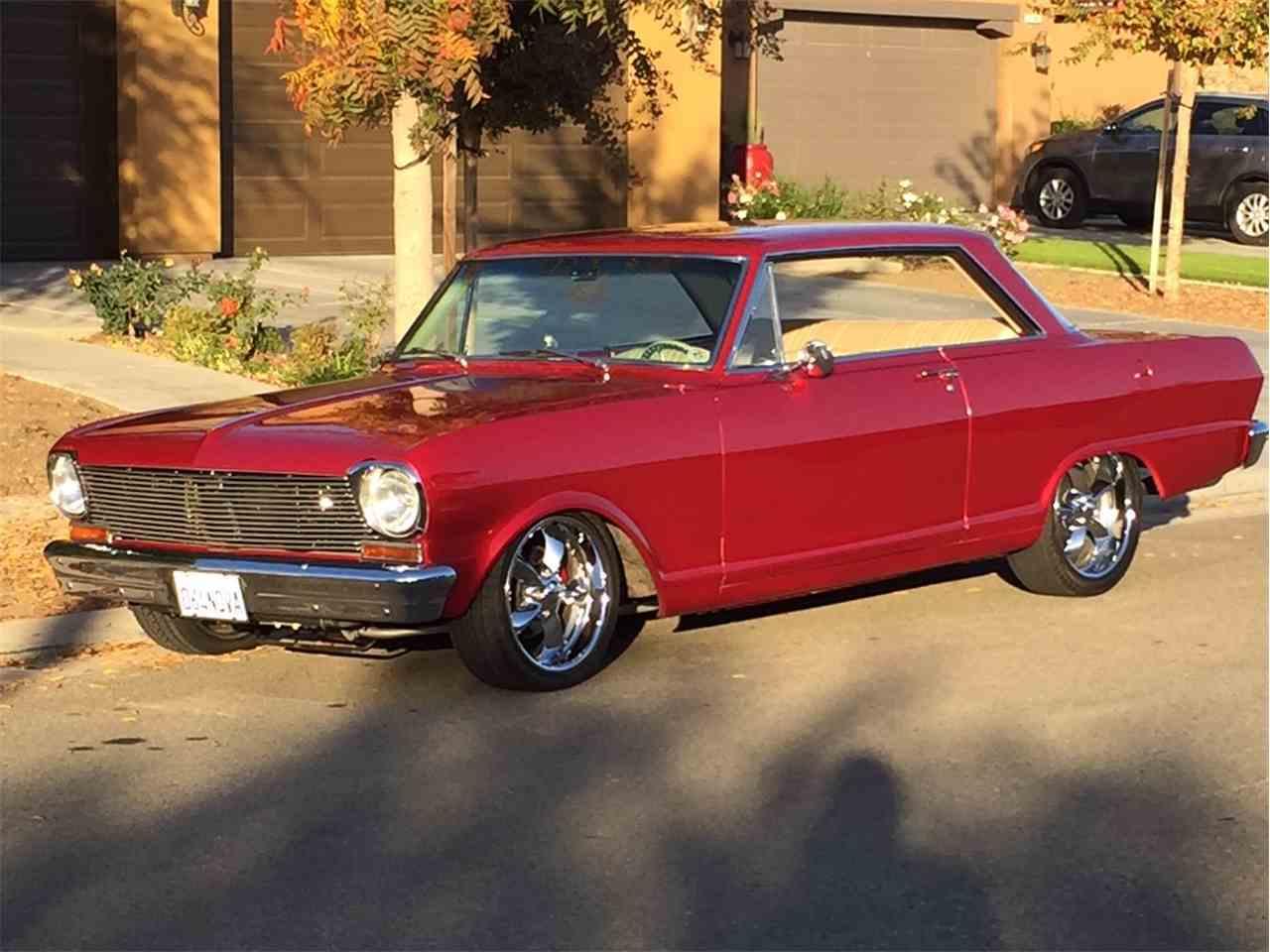 Cars Of Clovis >> 1964 Chevrolet Chevy II Nova SS for Sale | ClassicCars.com | CC-1054076