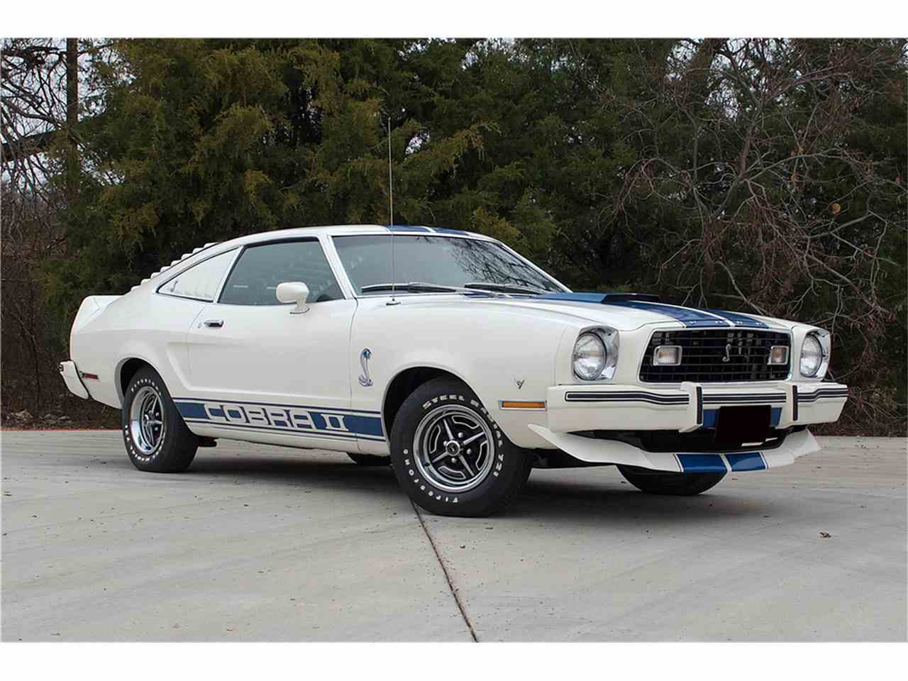 1976 ford mustang cobra for sale cc 1054129. Black Bedroom Furniture Sets. Home Design Ideas