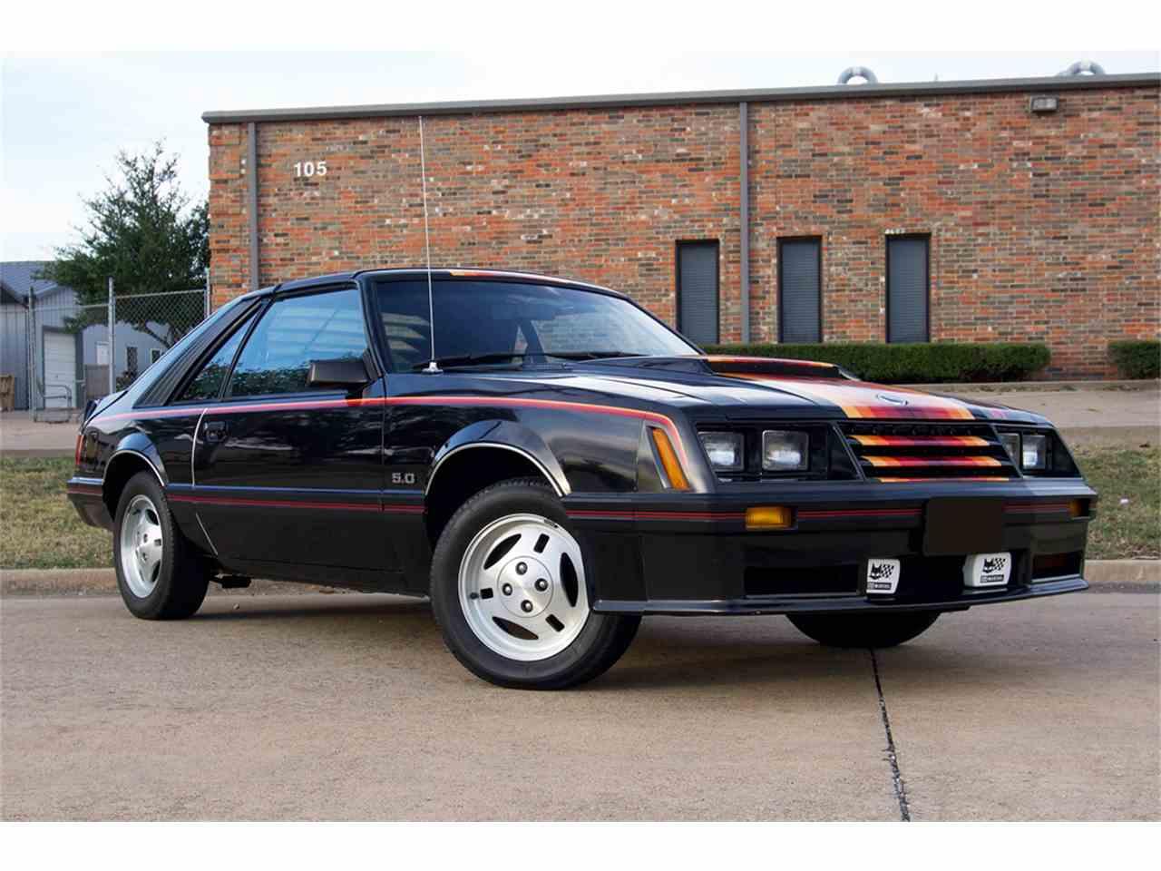 1982 ford mustang gt for sale cc 1054131. Black Bedroom Furniture Sets. Home Design Ideas
