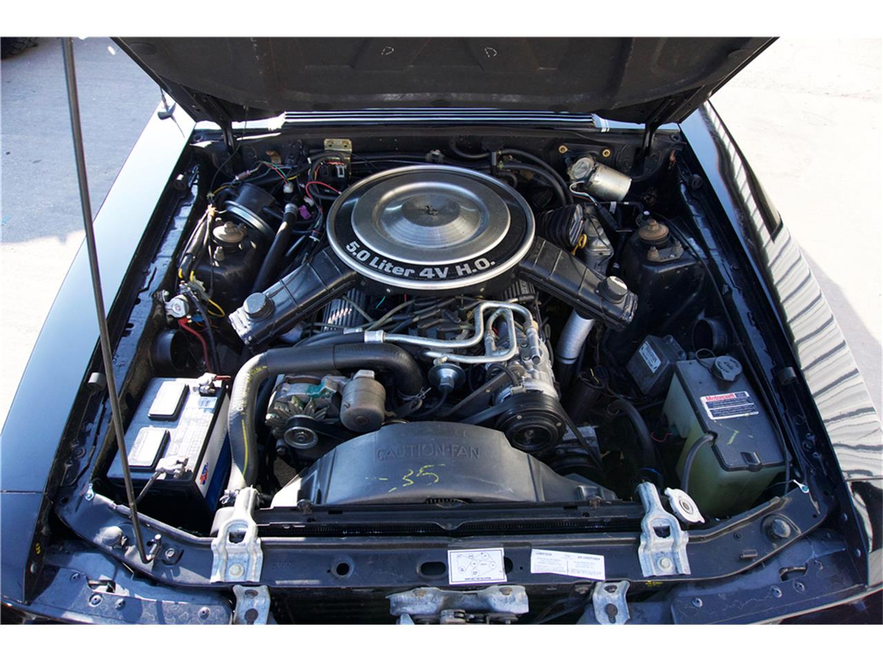 1983 Ford Mustang Gt For Sale Cc 1054134 Engine Large Picture Of 83 Mldi