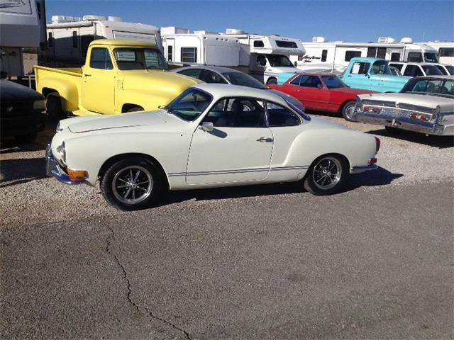 Picture of Classic 1971 Karmann Ghia located in Quartzsite Arizona - MLEA