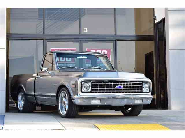 Picture of '72 C10 - MLEF