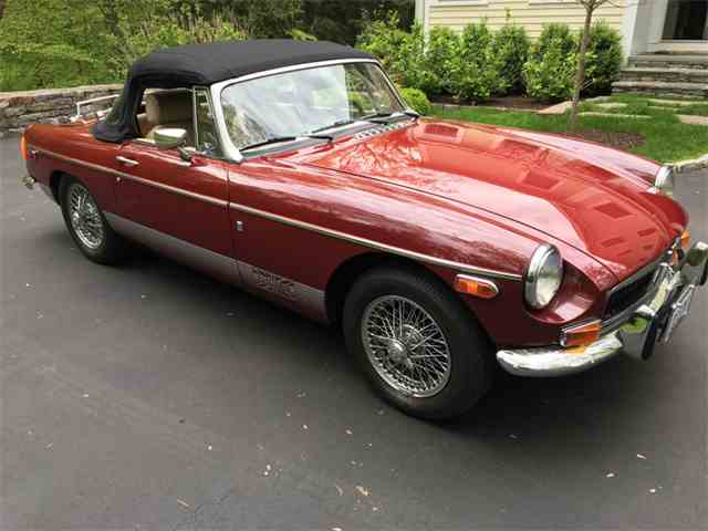 Picture of '74 MGB - MLEK