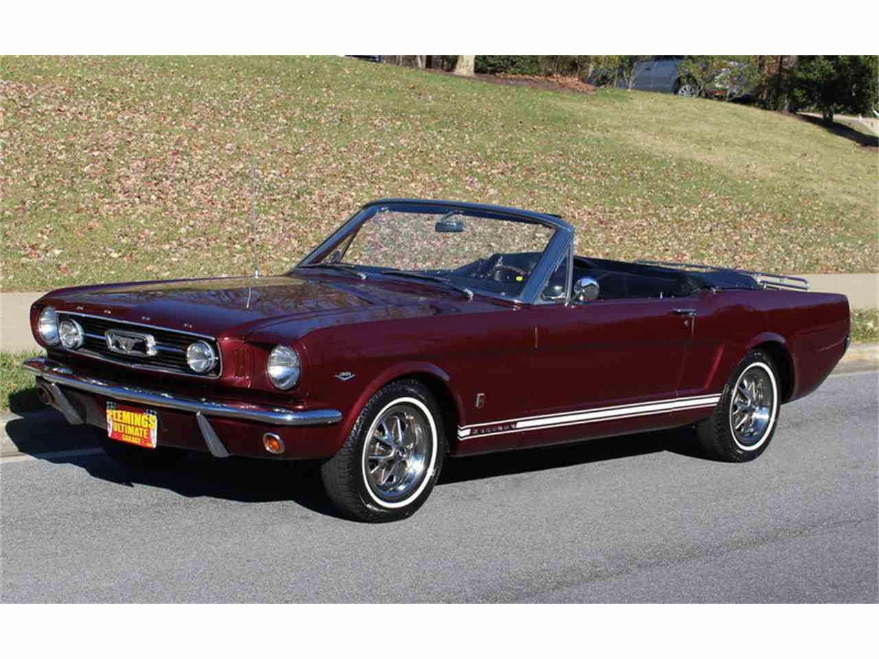 1966 Ford Mustang Gt For Sale Classiccars Com Cc 1054176