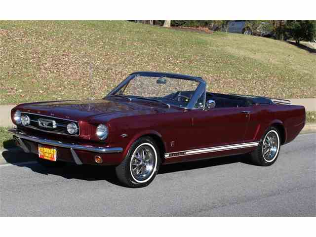 Picture of '66 Mustang GT - $44,990.00 - MLEO