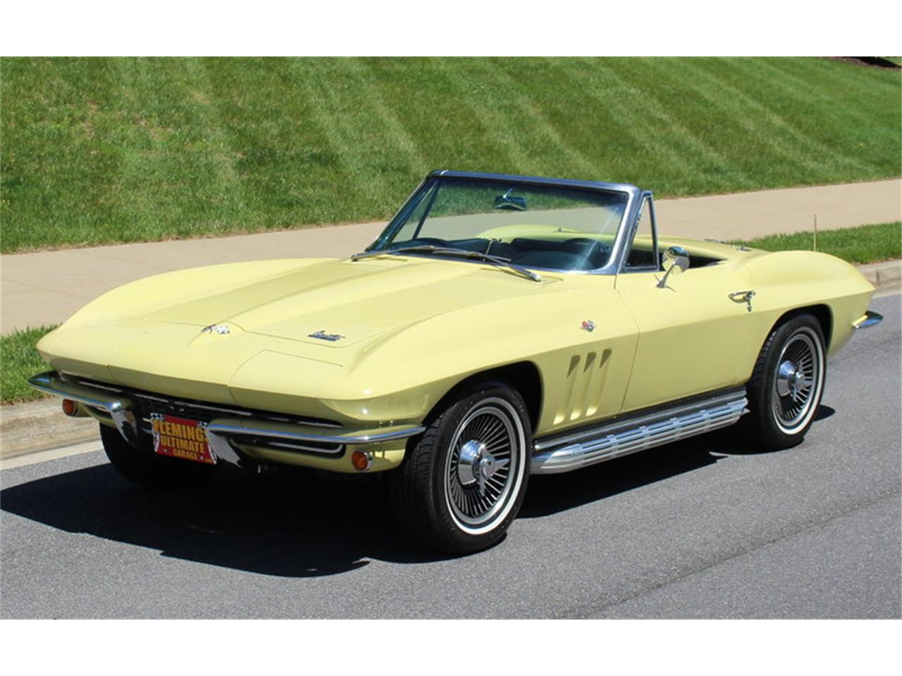 1966 Chevrolet Corvette for Sale | ClassicCars.com | CC-1054184