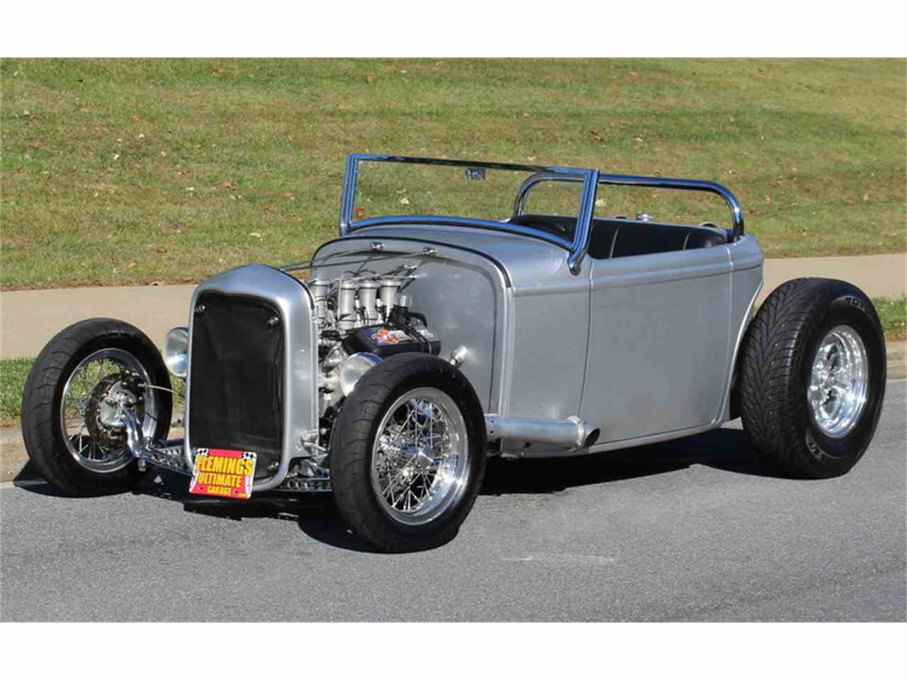 1932 ford street rod for sale cc 1054190. Black Bedroom Furniture Sets. Home Design Ideas