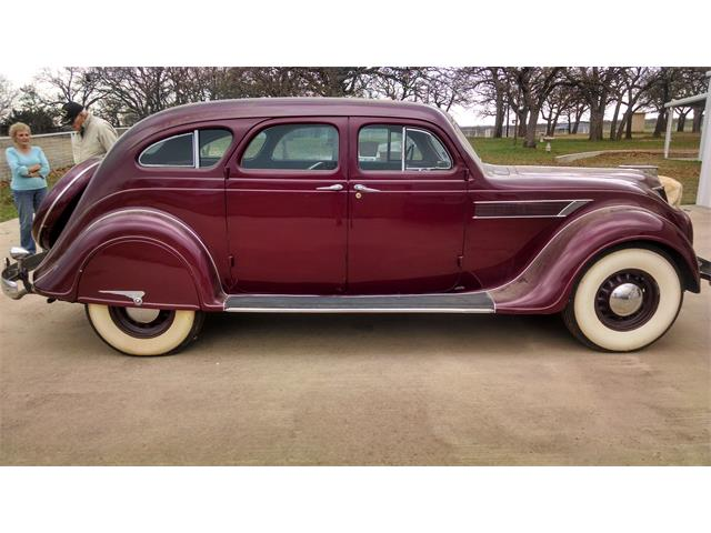 Picture of Classic 1935 Chrysler Airflow located in Midlothian Texas Offered by a Private Seller - MLF6