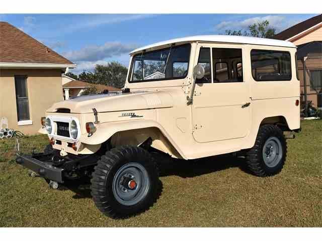 Picture of '68 Land Cruiser FJ - MLF9