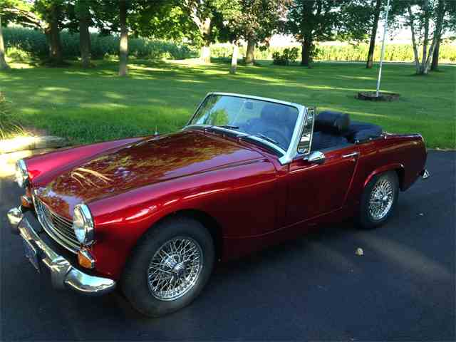 Picture of '68 Sprite - MLFE